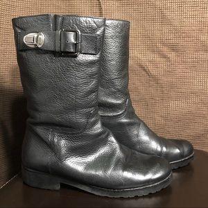 Via Spiga Leather Boots Size 8.5 M